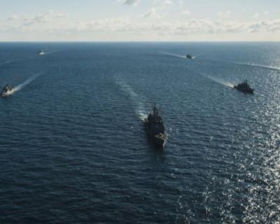 Силы НАТО концентрируются в Чёрном море