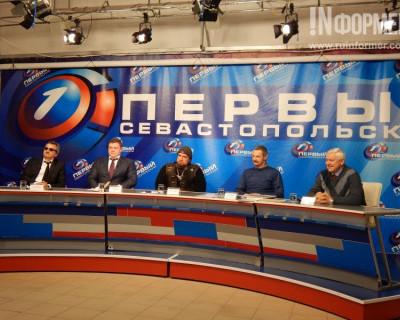 Жаркая дискуссия о парке «Патриот» в студии севастопольского телевидения
