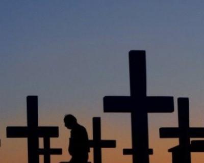 """Сколько стоит """"прописаться"""" на кладбище"""