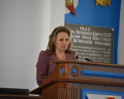 Ждём кадровых решений: севастопольская чиновница выдала желаемое за действительное!