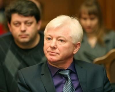 Появилось видео задержания бывшего севастопольского и крымского чиновника Олега Казурина