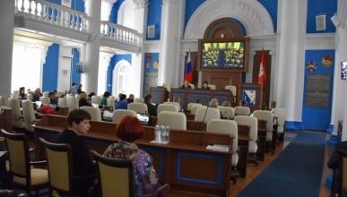 Отныне депутаты Законодательного Собрания будут решать, что нужно знать жителям Севастополя?