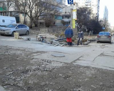 Севастопольские подрядчики слегка «попутали»?