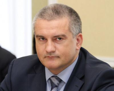 Глава Крыма поздравил всех с Днём защитника Отечества и кого-то с Днём рождения!