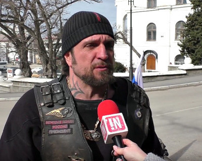 Эксклюзивное заявление Хирурга о севастопольской «Русской весне»
