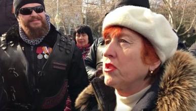 В День Народной воли коренная жительница Севастополя попросила для города парк «Патриот»