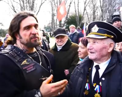 Севастопольский ветеран рассказал о первых шагах «Русской весны»