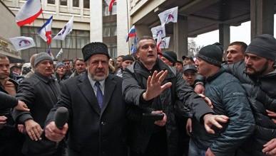 Воспоминания об одном из ключевых и трагических эпизодов Крымской весны