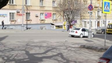 С лица севастопольской земли стёрлась безопасность пешеходов