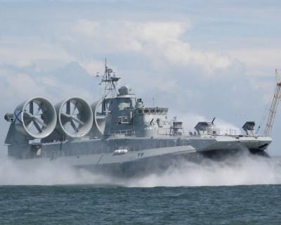"""Cтроительство десантных кораблей """"ЗУБР"""" будет возобновлено (видео)"""