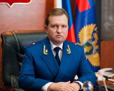 Интервью прокурора Севастополя Игоря Шевченко по итогам работы в 2016 году
