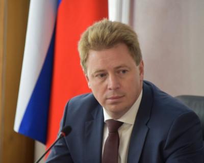 Фамилию врио губернатора Севастополя сразу в списке и не найдёшь?!