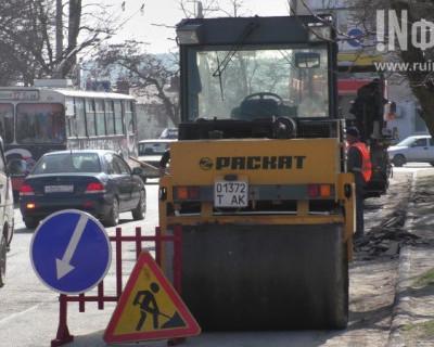 Хочешь отремонтированную дорогу - посели в дом спикера или хотя бы депутата Заксобрания Севастополя?!
