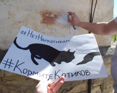 Севастопольский молодёжный проект по борьбе с незаконным распространением солей