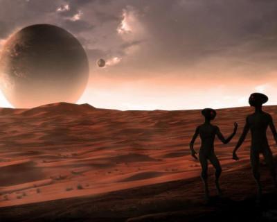 Севастопольцам «замыливают глаза» рассказами про марсиан?