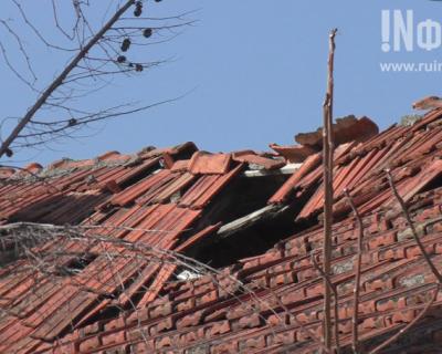 Как скоро аварийная кровля станет причиной трагедии в Севастополе?