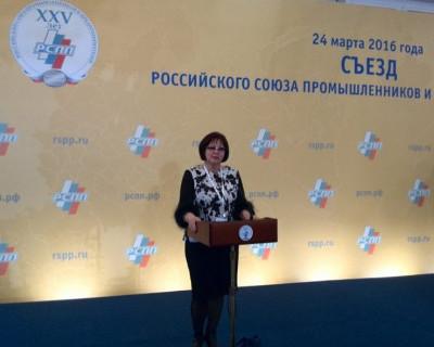 Алла Лазарева: «90% предпринимателей Севастополя крайне недовольны и не увидят в Комелове поддержку»