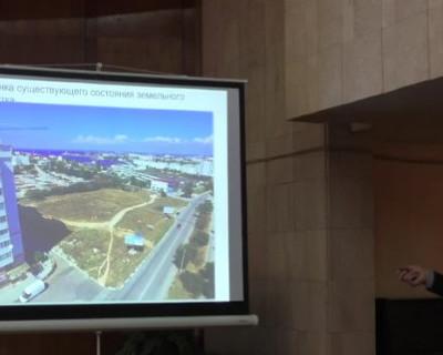 Севастопольский застройщик провёл первые в городе общественные слушания во вопросу строительства