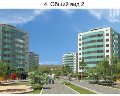 Севастопольская строительная компания представила первый для города проект комплексного освоения территории
