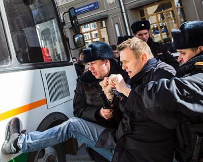 Навальный не мой президент - у него ужасные кроссовки