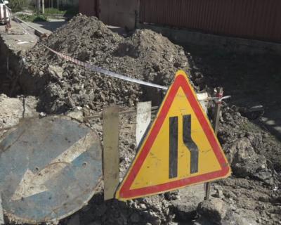 Севастопольцы обеспокоены: «Севастопольэнерго» превратил улицу Харьковскую в очередной долгострой?