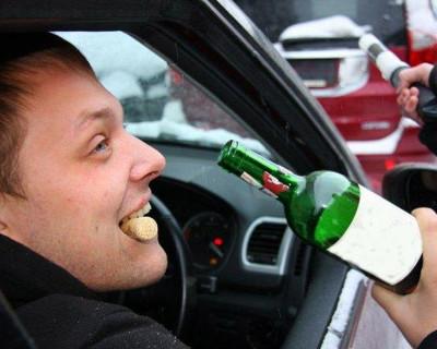 Внимание севастопольские автолюбители и любители выпить за рулём