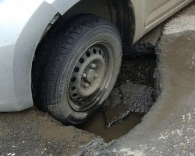 В Севастополе нашлось кое-что поважнее дорог