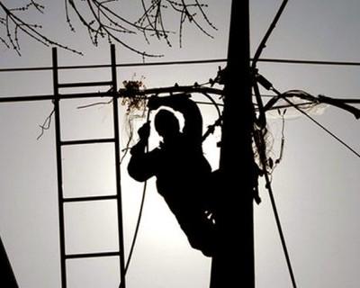 В Севастополе отключили свет. Список улиц прилагается