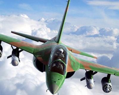 Над Крымом кружит фронтовая авиация