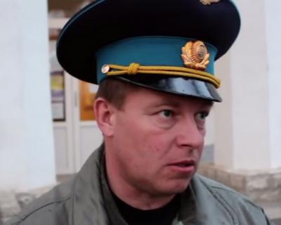 Украинский офицер Юлий Мамчур признал, что Севастополь русский город (видео)