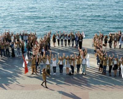 Студенты Севастополя всегда при деле