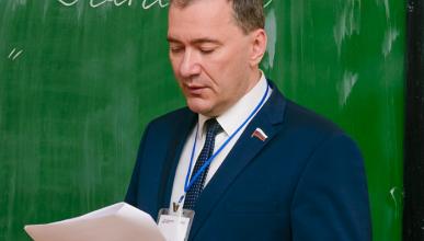 Депутат Госдумы РФ Дмитрий Белик: «Русский мир держится на православной вере, патриотизме и культуре»