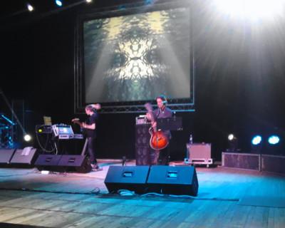 Выступление группы NAUTILUS POMPILIUS 16 августа в Севастополе