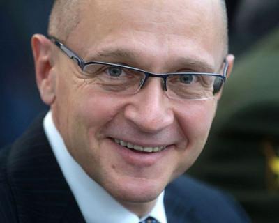 Самым богатым кремлевским чиновником стал Сергей Кириенко