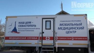 Первые результаты работы Мобильного медцентра Благотворительного фонда Евгения Кабанова