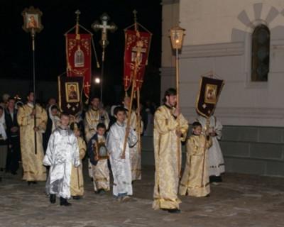 В Севастополе ограничат движения транспорта на время празднования Пасхи