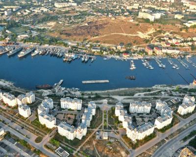 В Севастополе появится новый микрорайон