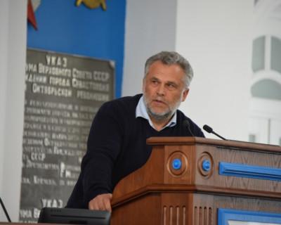 Чалый вещает, но развитие Севастополя не предвещает?