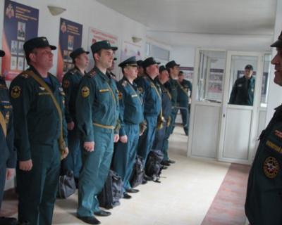 Севастопольские спасатели переведены в режим повышенной готовности