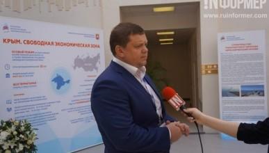 На Ялтинском форуме единственный представитель из Севастополя Евгений Кабанов рассказал о комплексной застройке