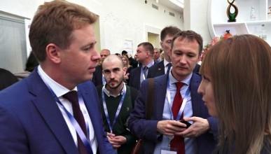 Эксклюзивное интервью врио губернатора Севастополя «ИНФОРМЕРу» на ЯМЭФ. Без комментариев
