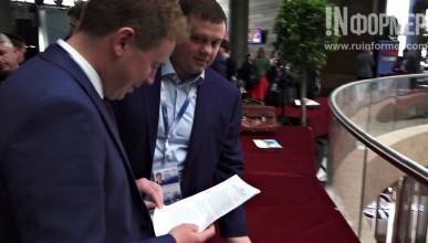 Врио губернатора Севастополя подписал соглашение с «Интерстрой» о сотрудничестве по реализации уникального проекта