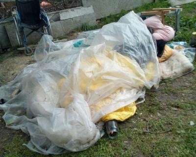 В Крыму мужчину выбросили умирать на свалку сначала семья, потом врачи, теперь открещивается и государство?