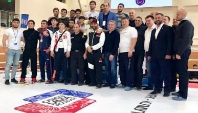 Лучшие бойцы представили Севастополь на чемпионате ММА Южного федерального округа