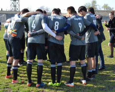 В севастопольском футбольном клубе «Патриот» вырастят новых чемпионов!