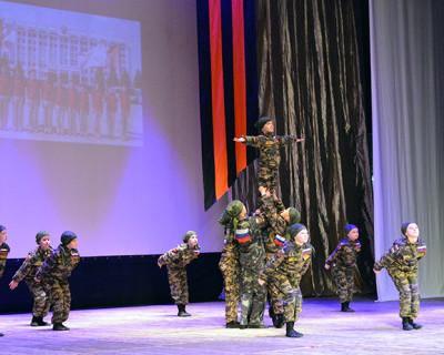 В канун Дня Победы в Севастополе прошла встреча поколений