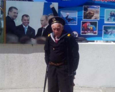 Севастопольского ветерана побили накануне праздника?