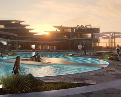 Севастопольская компания построит в Евпатории комплекс с отелем, парком и жилым кварталом