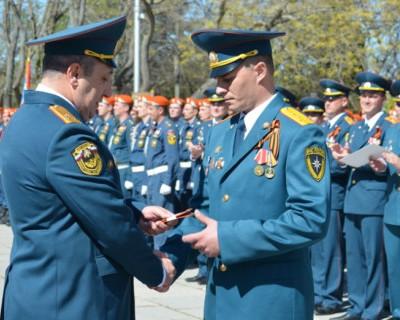Спасатели Севастополя получили награды