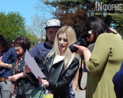 Молодёжь Севастополя сделала шаг в будущее и повела за собой взрослых